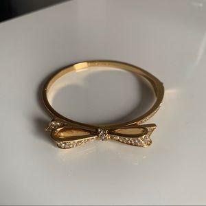 Kate Spade Jewelled Bow Clasp Bracelet